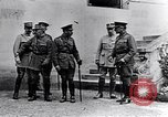 Image of King George V France, 1918, second 5 stock footage video 65675028108