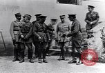 Image of King George V France, 1918, second 8 stock footage video 65675028108