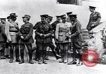 Image of King George V France, 1918, second 9 stock footage video 65675028108
