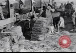 Image of British soldiers Palestine desert, 1935, second 2 stock footage video 65675028109