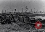 Image of wreckage in field Europe, 1918, second 3 stock footage video 65675028113