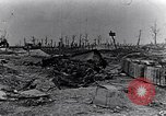 Image of wreckage in field Europe, 1918, second 7 stock footage video 65675028113
