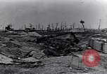 Image of wreckage in field Europe, 1918, second 8 stock footage video 65675028113