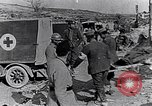 Image of Red Cross ambulances Europe, 1918, second 2 stock footage video 65675028115