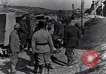 Image of Red Cross ambulances Europe, 1918, second 6 stock footage video 65675028115