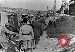 Image of Red Cross ambulances Europe, 1918, second 10 stock footage video 65675028115