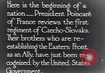 Image of President Poincare France, 1935, second 2 stock footage video 65675028118