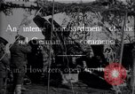 Image of British bombard German line with 8 inch howitzers France, 1916, second 8 stock footage video 65675028121