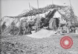 Image of British gunners firing 8-inch howitzer France, 1916, second 10 stock footage video 65675028126