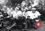 Image of British 5th Army gunners in goatskins France, 1916, second 8 stock footage video 65675028127