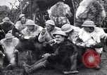 Image of British 5th Army gunners in goatskins France, 1916, second 11 stock footage video 65675028127