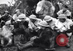 Image of British 5th Army gunners in goatskins France, 1916, second 12 stock footage video 65675028127