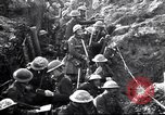 Image of Scottish troops engage in Battle of the Ancre France, 1916, second 9 stock footage video 65675028130