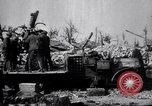 Image of British truck-mounted antiaircraft guns France, 1916, second 10 stock footage video 65675028132