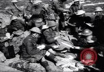 Image of Mail call for Scottish troops  France, 1916, second 10 stock footage video 65675028134