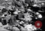 Image of Mail call for Scottish troops  France, 1916, second 11 stock footage video 65675028134