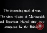Image of British soldiers France, 1916, second 4 stock footage video 65675028137