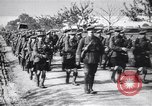 Image of Scottish Cameronians Regiment marching back from the front  France, 1916, second 3 stock footage video 65675028140
