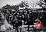Image of Scottish Cameronians Regiment marching back from the front  France, 1916, second 5 stock footage video 65675028140