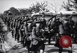 Image of Scottish Cameronians Regiment marching back from the front  France, 1916, second 6 stock footage video 65675028140