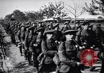 Image of Scottish Cameronians Regiment marching back from the front  France, 1916, second 7 stock footage video 65675028140