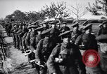 Image of Scottish Cameronians Regiment marching back from the front  France, 1916, second 9 stock footage video 65675028140