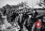Image of Scottish Cameronians Regiment marching back from the front  France, 1916, second 11 stock footage video 65675028140