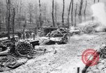 Image of British artillery firing in Battle of the Ancre France, 1916, second 6 stock footage video 65675028141