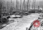 Image of British artillery firing in Battle of the Ancre France, 1916, second 8 stock footage video 65675028141