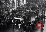 Image of British women march to work in World War 1 effort United Kingdom, 1914, second 5 stock footage video 65675028143