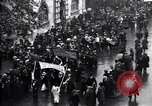 Image of British women march to work in World War 1 effort United Kingdom, 1914, second 6 stock footage video 65675028143