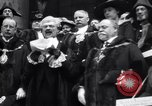 Image of King asks British to eat less bread rationing for World War 1 effort London England United Kingdom, 1914, second 8 stock footage video 65675028146
