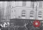 Image of Recruitment parade Dublin Ireland, 1914, second 2 stock footage video 65675028148