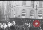 Image of Recruitment parade Dublin Ireland, 1914, second 4 stock footage video 65675028148