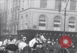 Image of Recruitment parade Dublin Ireland, 1914, second 6 stock footage video 65675028148