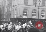 Image of Recruitment parade Dublin Ireland, 1914, second 7 stock footage video 65675028148
