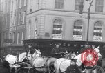 Image of Recruitment parade Dublin Ireland, 1914, second 9 stock footage video 65675028148