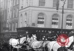 Image of Recruitment parade Dublin Ireland, 1914, second 10 stock footage video 65675028148
