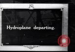 Image of hydroplane France, 1918, second 1 stock footage video 65675028153