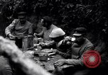 Image of Portuguese soldiers France, 1918, second 8 stock footage video 65675028155