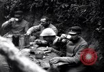 Image of Portuguese soldiers France, 1918, second 10 stock footage video 65675028155