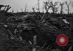Image of Battle of Somme battlefield at Maurepas France, 1916, second 7 stock footage video 65675028157