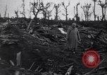 Image of Battle of Somme battlefield at Maurepas France, 1916, second 10 stock footage video 65675028157