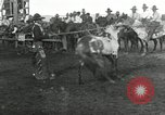 Image of Cowboys Las Vegas New Mexico USA, 1926, second 7 stock footage video 65675028166