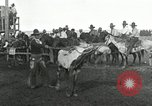 Image of Cowboys Las Vegas New Mexico USA, 1926, second 9 stock footage video 65675028166