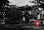 Image of Las Pinas church Las Pinas Philippines, 1936, second 5 stock footage video 65675028184