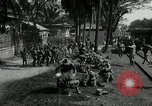 Image of US Army 45th infantry in Philippines late 1920s San Fabian Pangasinan Philippines, 1929, second 8 stock footage video 65675028192