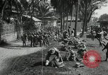 Image of US Army 45th infantry in Philippines late 1920s San Fabian Pangasinan Philippines, 1929, second 9 stock footage video 65675028192