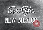 Image of Ernie Pyle New Mexico United States USA, 1945, second 4 stock footage video 65675028197
