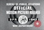 Image of prisoners of war Manchuria China, 1945, second 3 stock footage video 65675028202
